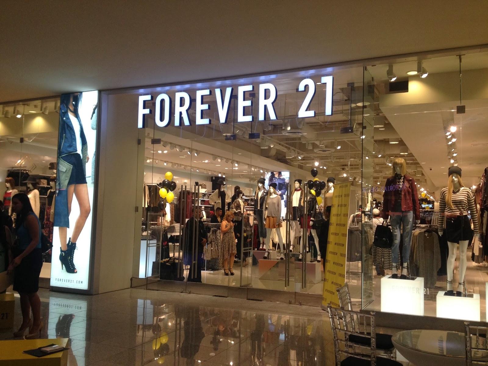 d3ba3dc45d2f Το Forever 21 στην Αθήνα! Διαβάστε όλες τις λεπτομέρειες για το ...